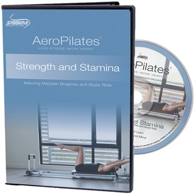 AeroPilates Strength & Stamina DVD (05-9133D)