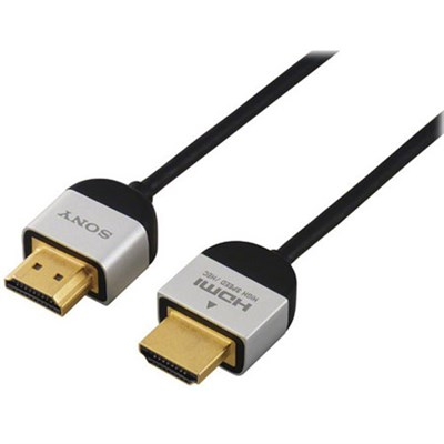 3.28 ft. Slim High - Speed HDMI Cable - DLCHE10S