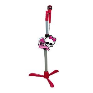 Fangtastic Microphone Stand