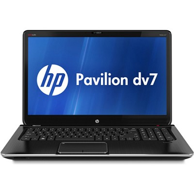 Pavilion 17.3` dv7-7020us Entertainment Notebook PC - Intel Core i5-3210M Proc.