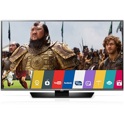 60LF6300 - 60-inch Full HD 1080p 120Hz LED Smart HDTV with Magic Remote