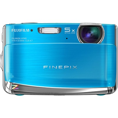 FINEPIX Z70 12 MP Digital Camera (Blue)