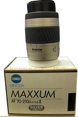 AF 70-210mm f/4.5-5.6 lens