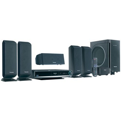 SC-BT100 DVD Home Theater System