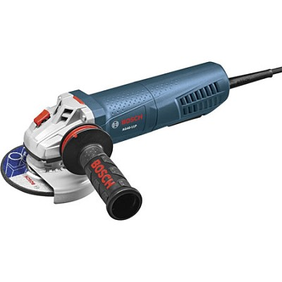 4-1/2` High-Performance Angle Grinder with Paddle Switch