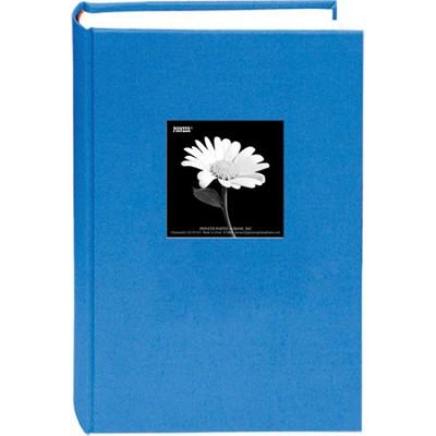 DA-300CBF Fabric Frame Bi-Directional Memo Album (Sky Blue)
