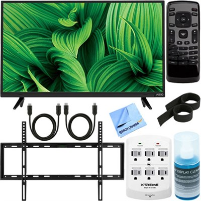 D43n-E1 D-Series 43-Inch Class LED TV + Ultimate Wall Mount Bundle