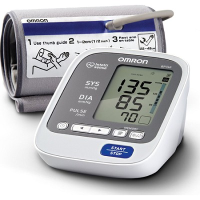 7 Series Upper Arm Blood Pressure Monitor