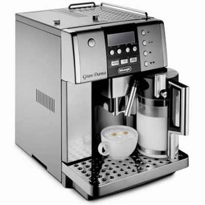 ESAM6600 - Gran Dama Digital Super-Automatic Espresso Machine