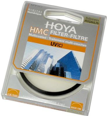 58mm UV (C) HMC Filter