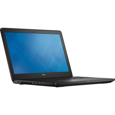 Inspiron 15 15.6` UHD i7559-3762GRY 1TB Intel Core i5-6300HQ Notebook - OPEN BOX