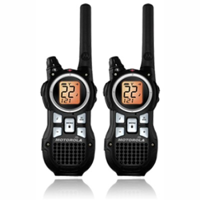 MR350R - 35-Mile Range 22-Channel FRS/GMRS Two-Way Radio (Pair)
