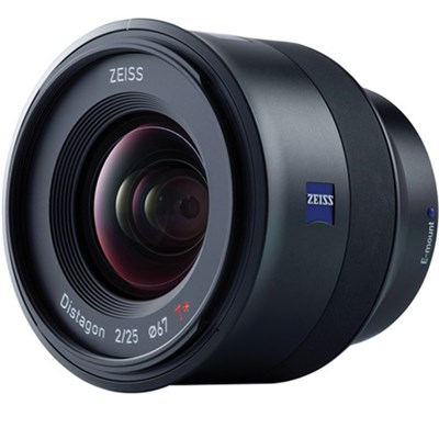 Batis 25mm f/2.0 Lens for Sony E Mount (2103-750)