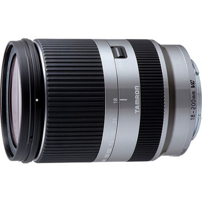 18-200mm Di III VC Silver for Sony Mirrorless SLR Camera Series