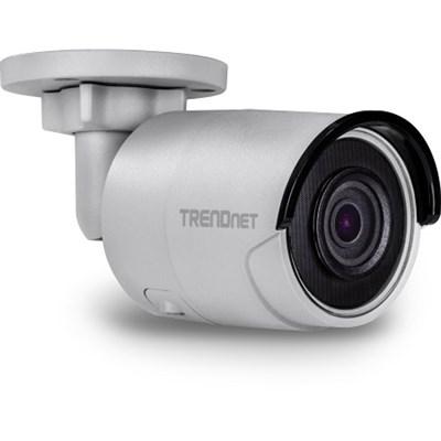 TV-IP318PI Indoor/Outdoor 8MP 4K H.265 WDR PoE IR Bullet Network Camera