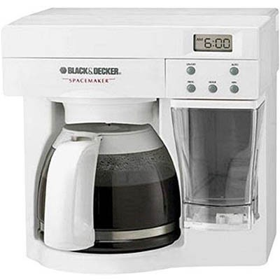 ODC440W SpaceMaker Under The Counter 12-Cup Coffee Maker [white]