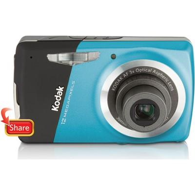 EasyShare M530 12 MP 2.7` LCD Digital Camera (Blue)