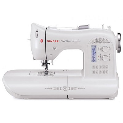 One Plus 221-Stitch Computerized Sewing Machine with LCD Screen