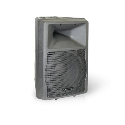 ROX12 ABS Molded 12` Two Way Loudspeaker Black