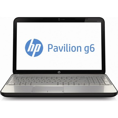 Pavilion 15.6` g6-2219nr Notebook PC - AMD A4-4300M Accelerated - OPEN BOX