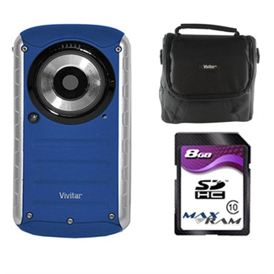 Digital Video Camera Accessory Kit (DVR690-BLU/KT4-AMX)