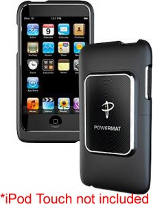 Receiver Case for iPod Touch