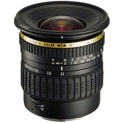 AF 11-18mm f/4.5-5.6 Di-II SP LD Aspherical (IF) Lens for Canon Mounts
