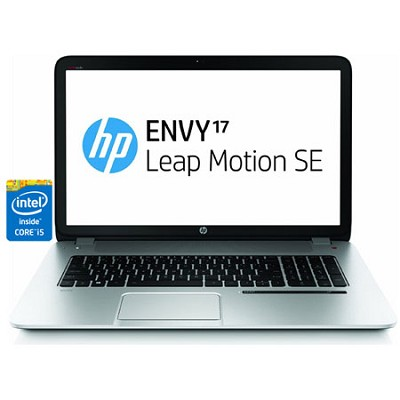 Envy 17.3` 17-j150nr Leap Motion SE Notebook PC - Intel Core i5-4200M Processor