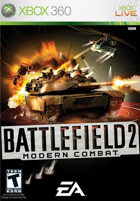 Battlefield 2: Modern Combat For Xbox 360