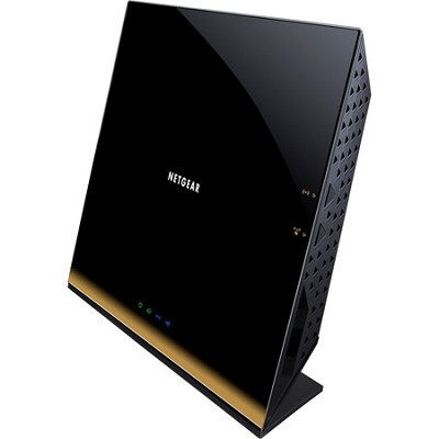 R6300 WiFi Router - 802.11ac 1750 Mbps Dual Band Gigabit Router