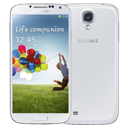 Galaxy S IV/S4 GT-I9500 Factory Unlocked Phone - International GSM (White)