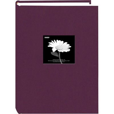 DA-300CBF Fabric Frame Bi-Directional Memo Album (Wildberry Purple)