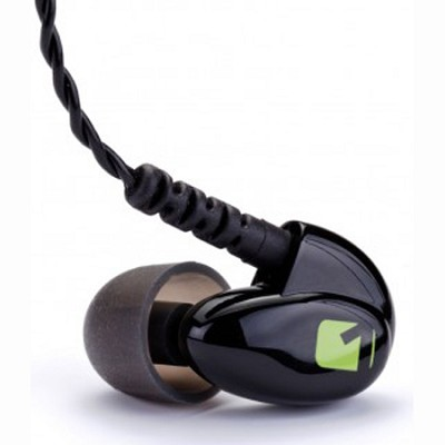 Single-Driver Universal Fit Earphone (Black) (79295)
