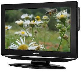 LC-32DV22U - Built-in DVD Liquid Crystal 32` LCD TV