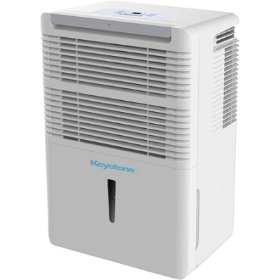 KSTAD50B Energy Star Dehumidifier, 50-Pint