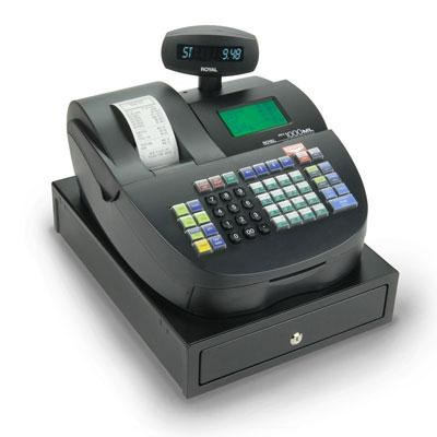 Alpha 1000ml Cash Register - 29043X