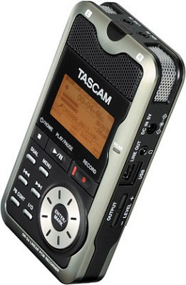 DR-2D Portable Digital Recorder