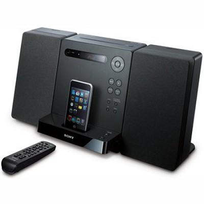 CMTLX20I - Micro Hi-Fi Shelf System - OPEN BOX