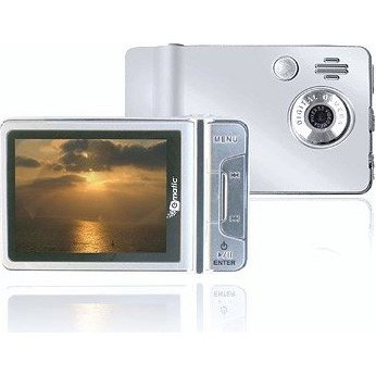 4 GB MP3 Video Player with 2MP Camera and Video Recording (Silver)