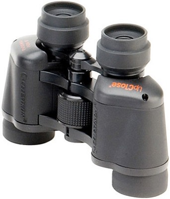 7x35 UpClose Weather Resistant Roof Prism Binocular