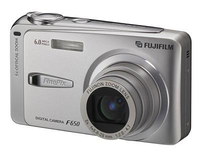 Finepix F650 Digital Camera