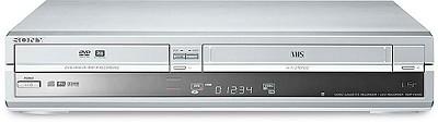 RDR-VX500 DVD/VCR Combo Recorder