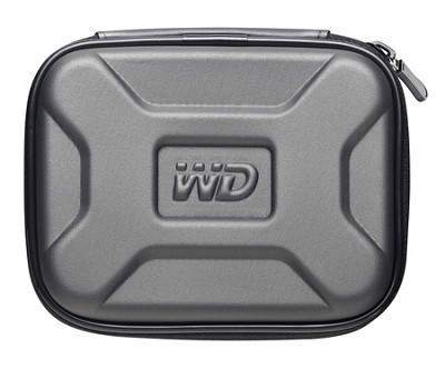 My Passport Protective Carrying Case (Silver) WDBABL0000NSL-WASN