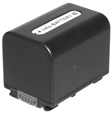 NP-FV70 2540 mAh Battery for Sony cx160,cx360,cx560,cx110 & Similar Camcorders