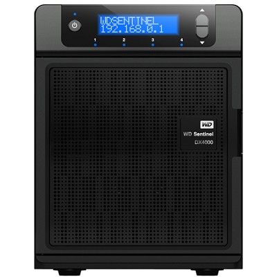 WD Sentinel 8TB Small Office Storage Server DX4000