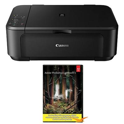 PIXMA MG3520 Wireless Inkjet All-In-One Photo Printer - Black w/ Photoshop