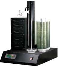 HCL-4000, 4 Drive (24X DVD/48X CD) 1,000-Disc Automated Duplicator, HD, Black