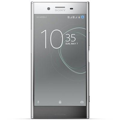 Xperia XZ 64GB 5.5-inch Dual SIM Smartphone, Unlocked - Chrome