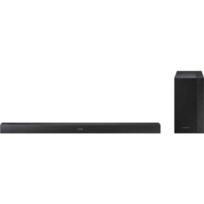 HW-M360/ZA 200W 2.1 Ch Soundbar w/ Wireless Subwoofer - OPEN BOX
