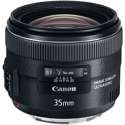 EF 35mm f/2 IS USM Wide-Angle Lens